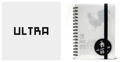 KA_LEN_DIAR - Diář 2017 - ULTRA